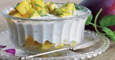 Kookose ja värske mündiga mango kleepuv riis   Santa Maria Mango Sticky Rice, Whoopie Pies, Santa Maria, Baked Goods, Camembert Cheese, Pudding, Baking, Desserts, Recipes
