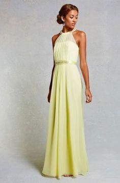 Coast Bridesmaid Juliette Dress Yellow