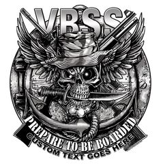 US Navy VBSS License Plate $18.95
