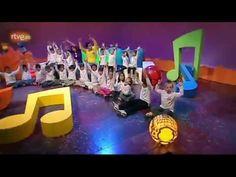 Canta con los Lunnis 'Los dedos de las manos'