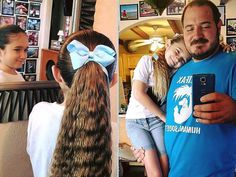 Single Dad Teaches Himself to Do His Daughter's Hair – Then Starts a Class to Help Other Fathers