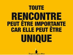 Chaque rencontre a son importance #amour #rencontre #seduction #love