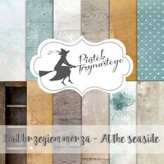 Say Hello, Seaside, Scrapbooking, Creative, Frame, Crafts, Collections, Decor, Style