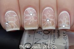 White Lace with Messy Mansion MM44