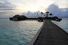 W Retreat & Spa Maldives. A beautiful luxury hotel.