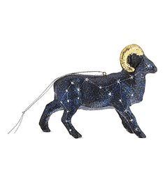 CODY FOSTER - Night sky ram ornament 8.5cm   Selfridges.com