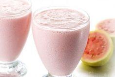 Smoothie de goiaba e aveia| Gastronomia e Receitas - Yahoo Mulher