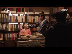 JinYihan and HaJiwon, behind the scene of Empress Ki drama