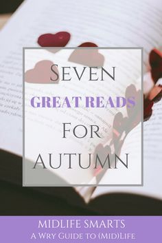 Seven great reads for Autumn!