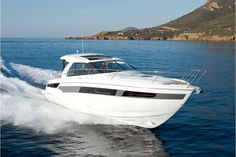 Bavaria Sport 400 Coupe Motor Yacht With two double cabins and a large saloon with galley, the S40 COUPE is more than just a weekend motor yacht  https://www.shipandocean.com/yachts/motor-yachts/