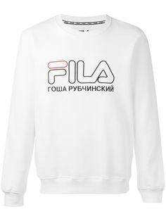 GOSHA RUBCHINSKIY . #gosharubchinskiy #cloth #sweatshirt