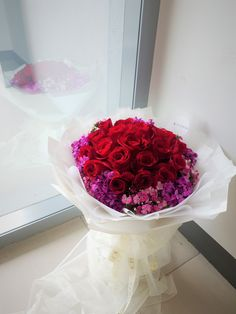 Beautifully crafted by K. Flower florista for a wonderful couple's proposal. Will you marry me? Most Beautiful Flowers, Marry Me, Proposal, Flower Arrangements, Raspberry, Bouquet, Floral, Crafts, Beauty