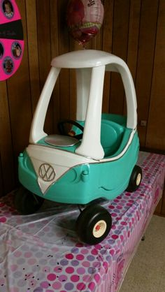 Volkswagen cozy coupe