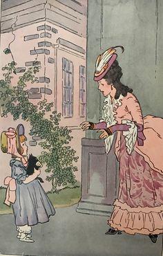Rimas para niños Ilustración Johnny  Gruelle