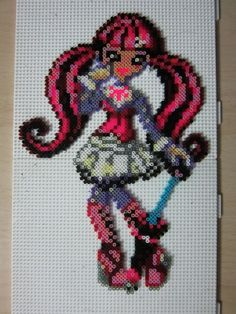 + images about fuse beads - Monster High on Pinterest | Monster high ...