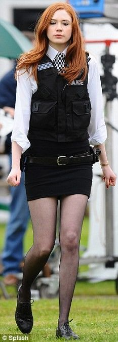 Ideas for cosplay, Amy Pond