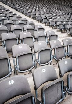 Realistic Graphic DOWNLOAD (.ai, .psd) :: http://sourcecodes.pro/pinterest-itmid-1006733289i.html ... Many seats ...  arena, audience, background, chair, chairs, empty, grey, line, nobody, numbers, perspective, plastic, public, row, seat, seating, seats, sport, stadium, view  ... Realistic Photo Graphic Print Obejct Business Web Elements Illustration Design Templates ... DOWNLOAD :: http://sourcecodes.pro/pinterest-itmid-1006733289i.html