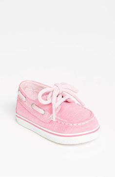 Sperry Top-Sider® 'Bahama' Slip-On (Baby) | Nordstrom
