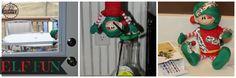Elf on the Shelf Ideas: Week One