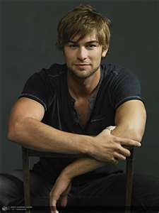 Chace Crawford I've never not thought he is gorgeous. Watched What to Expect When You're Expecting with him and all his scenes I couldn't stop smiling.