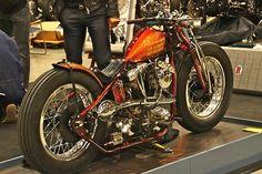 Shovelhead   Bobber Inspiration - Bobbers and Custom Motorcycles   theroadyeah October 2014