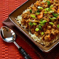 coconut milk/chili garlic stew