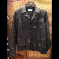 This jacket is like a dream @Tessabit Como @ysl_official #saintlaurent