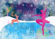 Frosted Wonderland by Sevenstar aka Elisandra, via Flickr