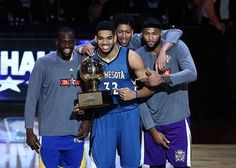 NBA: Karl-Anthony Towns unanimously voted as the Rookie of the Year | Follow Your Sport