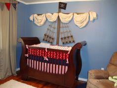 Darling Pirate Nursery