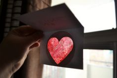 #DIY #Valentinesday Cards To Send Your Sweet Heart