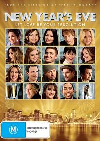 New Year's Eve | DVD Movies & TV Shows, Genres, Comedy : JB HI-FI