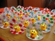 Fish Crafts, Diy And Crafts, Arts And Crafts, Easter Projects, Easter Crafts For Kids, Montessori Art, Easter Art, Class Decoration, Deco Table