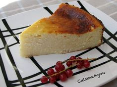 tarta_queso Mexican Food Recipes, Sweet Recipes, Bread Recipes, Cooking Recipes, Chocolate Caramels, Sweet And Spicy, Cheesecake Recipes, Cooking Time, Cupcake Cakes