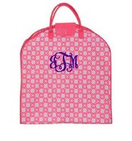 Mainstreet Collection Garment Bag with Monogram