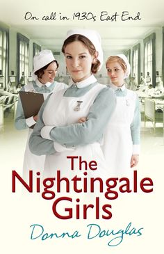 Great book about nursing in 1930s. Good demonstration of problems in all classes, amongst nurses. Great story lines....