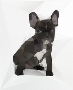 French Bulldog Art Print @Kelsey Myers Myers Myers Myers Randle @KayCee Parker - looks just like Bean.