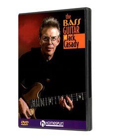 The Bass Guitar of Jack Casady