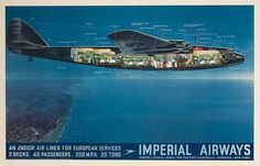 Imperial Airways - 1937