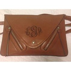 Monogrammed purse I own from Marley Lilly