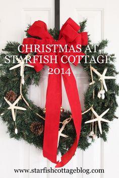 Christmas @starfishcottage
