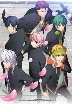 Kenka Banchou Otome: Girl Beats Boys /// Genres: No genres have been added yet.