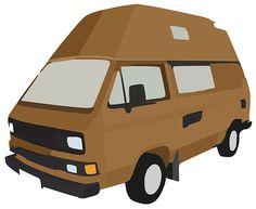 Wohnmobil, Bus, Transporter