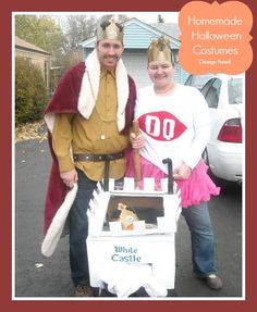 Find Halloween costume inspiration on Pinterest