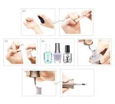 How to Apply Nail Polish Like a Pro | Verily Magazine | Less of Who You Should Be, More of Who You Are