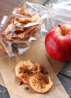 #Sugar & #Spice #Apple Chips