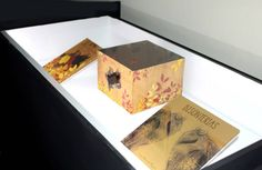 Bison, Polaroid Film, Blue Prints