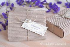 Detalles boda jabones naturales lavanda by El Jabón Casero, via Flickr