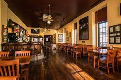 Green Street Tavern » The Desoto House Hotel