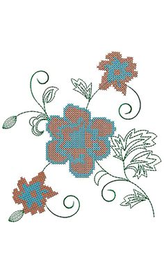 9468 Patch Embroidery Design